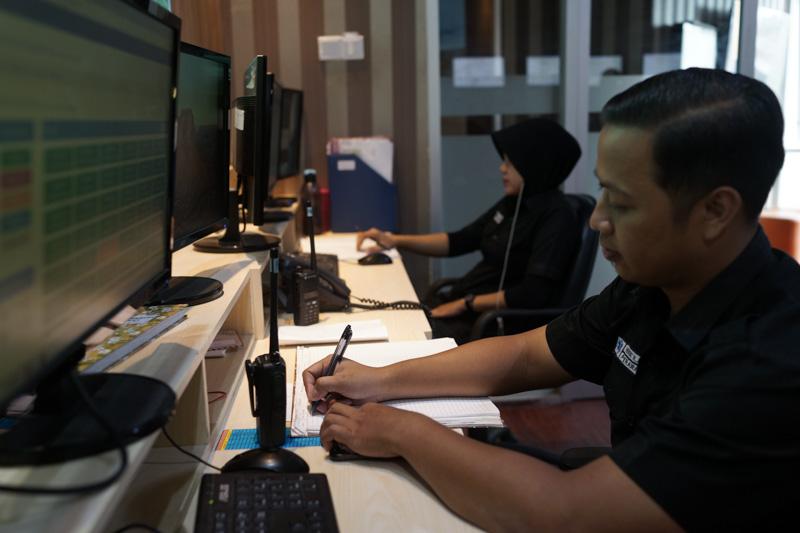 Public Safety Centre Kabupaten Tulungagung Menangi IndoHCF Innovation Award 2017