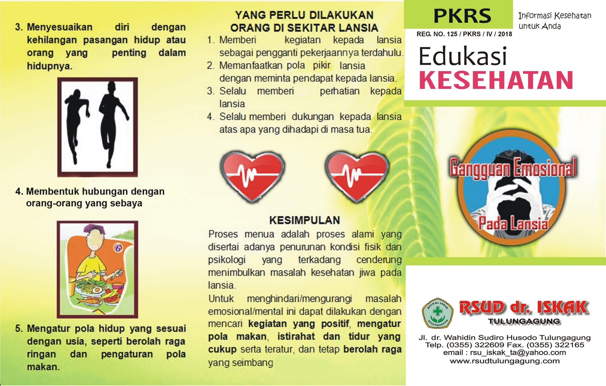 edukasi kesehatan