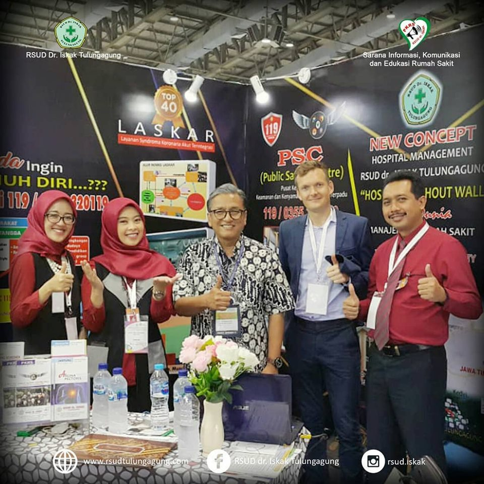 HOSPITAL EXPO 2019 - RSUD dr. ISKAK TULUNGAGUNG