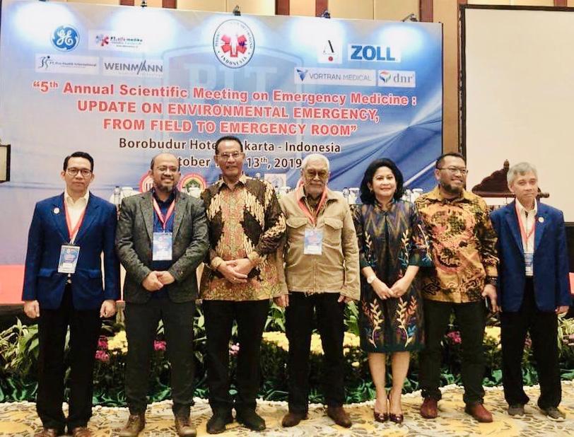 PERDAMSI Kaji Ragam Kedaruratan Medis Akibat Perubahan Lingkungan