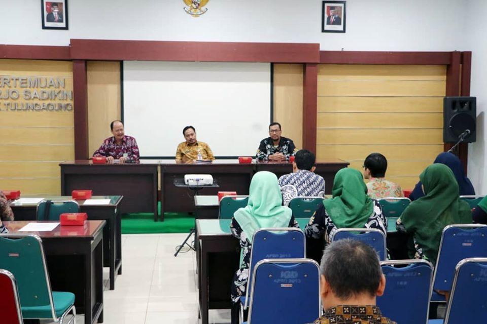 Studi Tiru RSUD  H. Abdul Moeloek Provinsi Lampung Dan RSUD Panembahan Senopati Bantul ke RSUD dr. Iskak Tulungagung