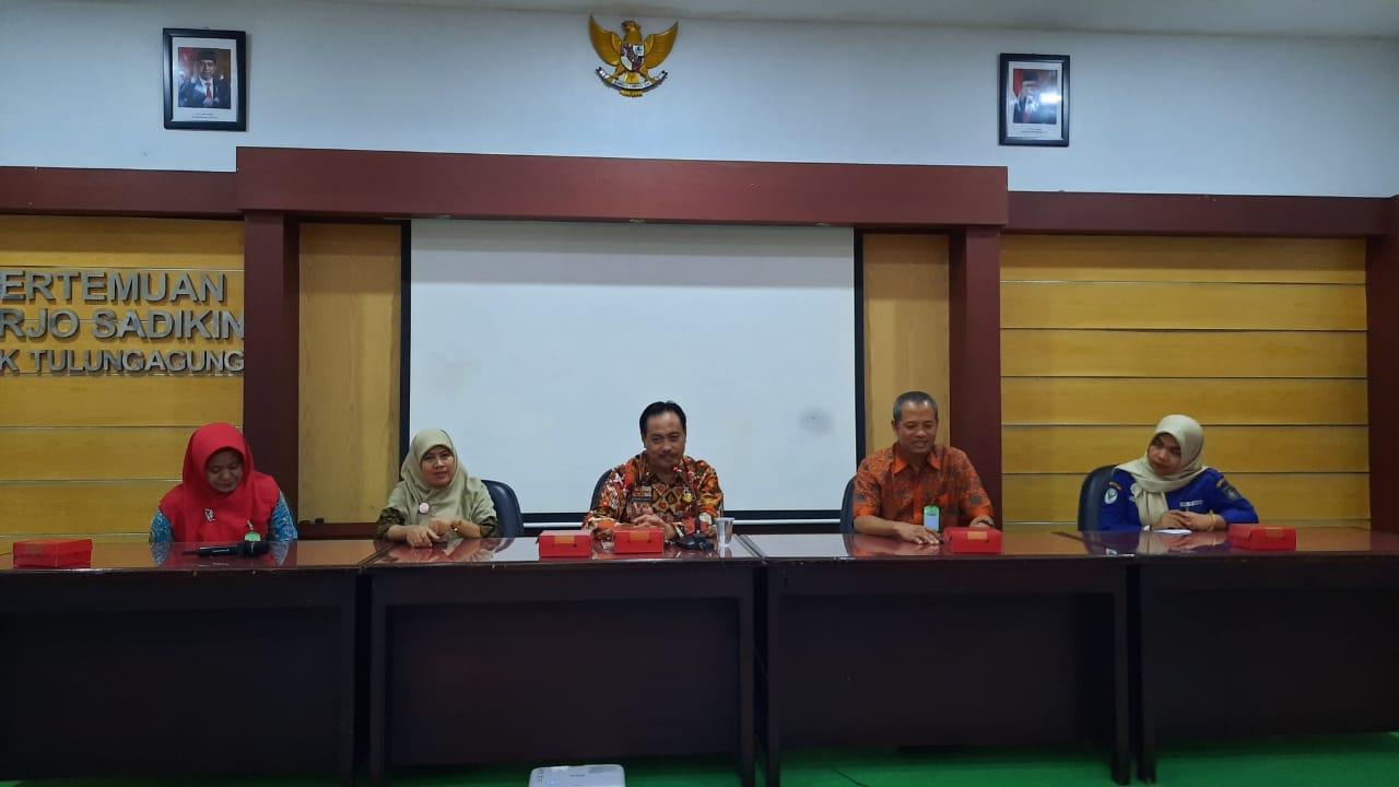 Studi Banding 4 Rumah Sakit ke RSUD dr. Iskak Tulungagung