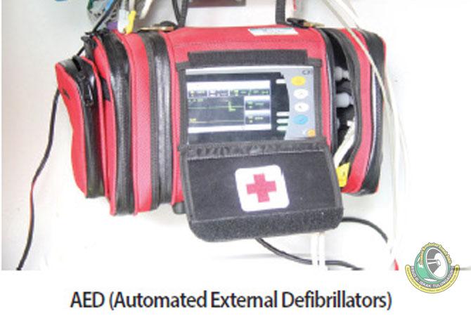Alat-Alat Yang Ada Dalam Ambulans PSC119