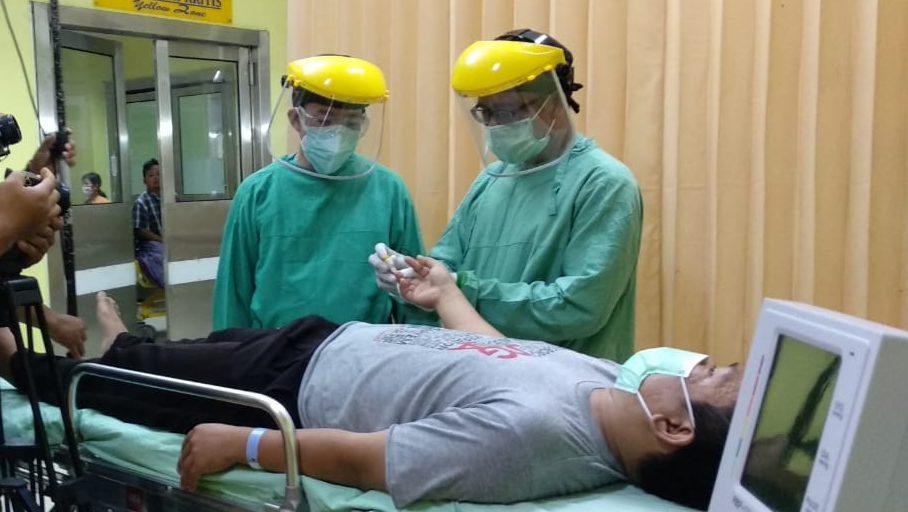 Angka Kematian Pasien RSUD Tulungagung Turun Sejak Pandemi COVID-19