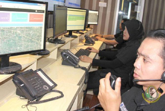 Mengintip Dapur (Command Centre) PSC119