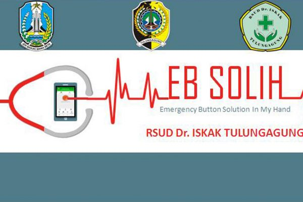 Perkenalkan EB SOLIH, Tombol Kedaruratan Medis yang bisa Lacak Lokasi Panggilan Secara Akurat