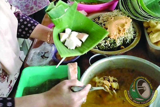 Sompil si Kuliner Rakyat Jelata nan Legendaris