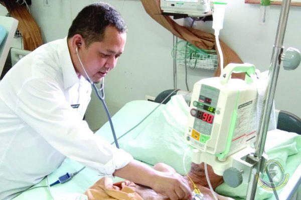 RSUD dr Iskak di Tengah Upaya Menekan Laju Kasus Tuberculosis