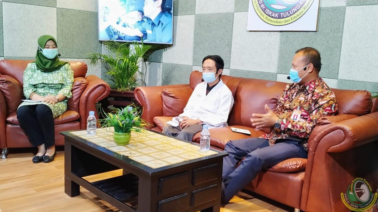 PKRS, Sarana Edukasi dan Promosi Kesehatan Rumah Sakit