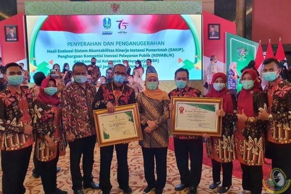 Berkat PADI WANGI, RSUD dr. Iskak Raih Penghargaan Kovablik 2020