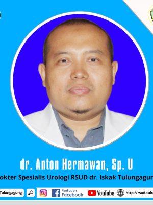dr. ANTON HERMAWAN, Sp.U