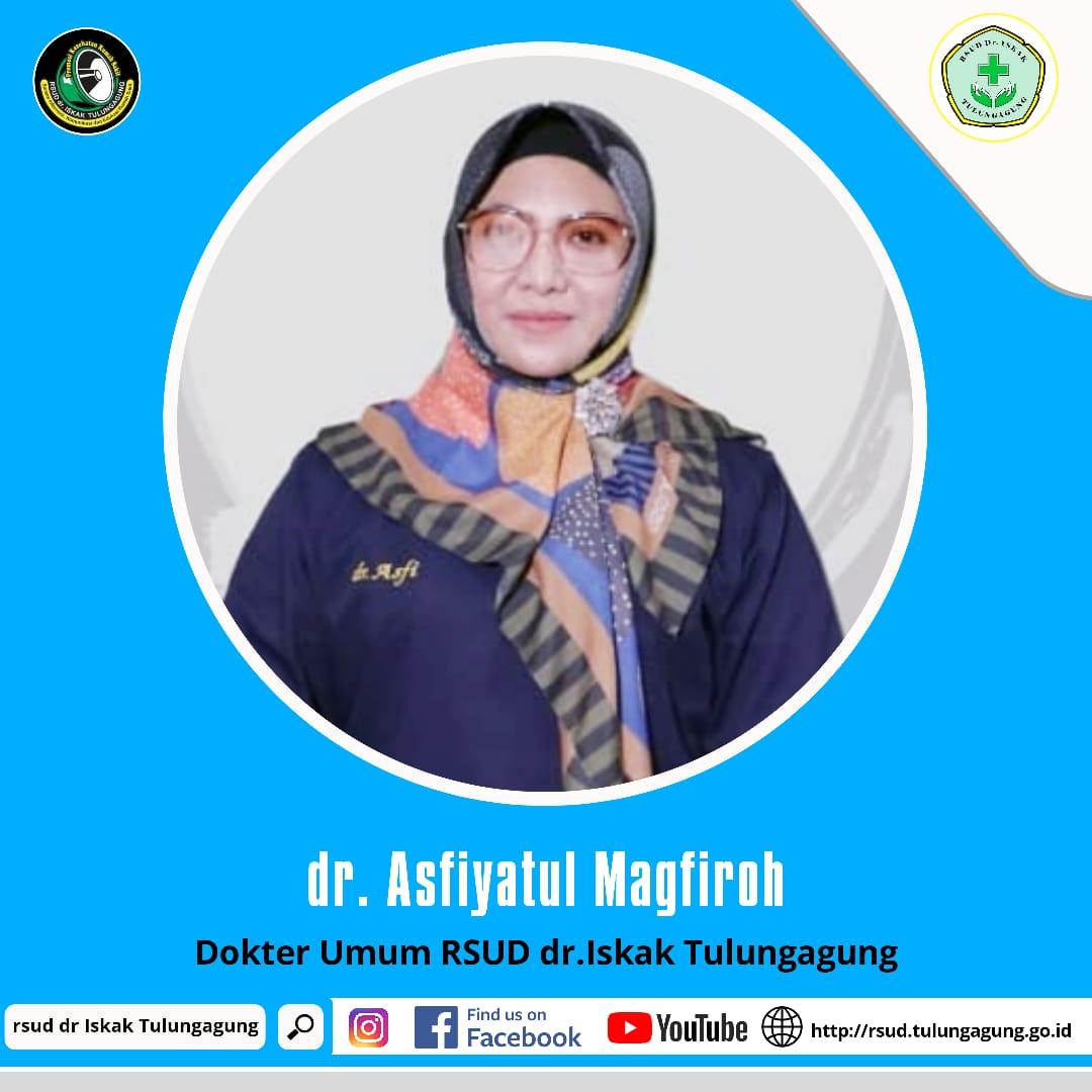 dr. ASHFIYATUL MAGHFIROH