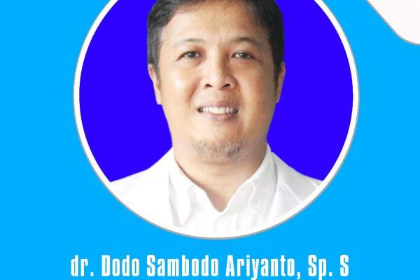 dr. DODO SAMBODO ARIYANTO, Sp.S