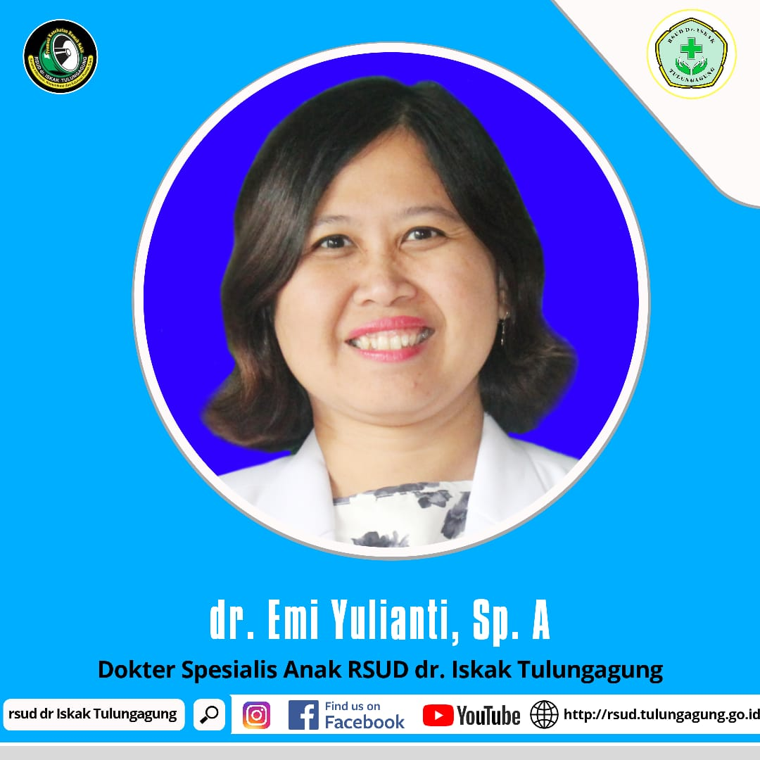 dr. EMI YULIANTI, Sp.A