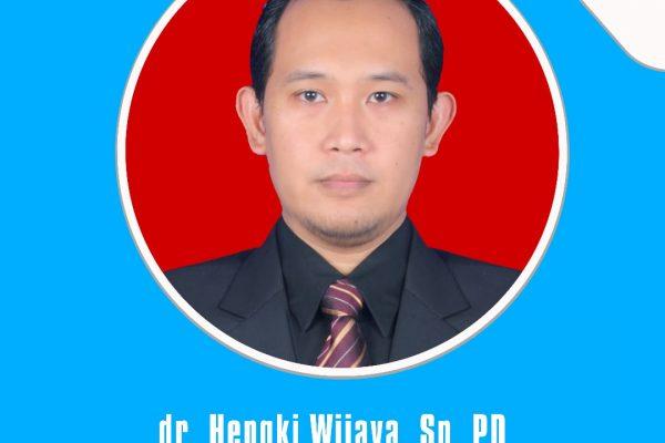 dr. HENGKI WIJAYA, Sp.PD