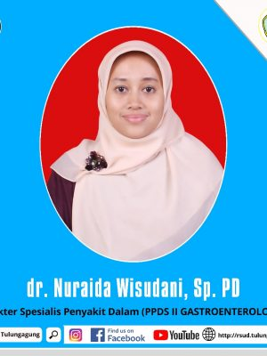 dr. NURAIDA WISUDANI, Sp.PD