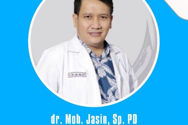 dr. MOH. JASIN JAHJA, Sp.PD