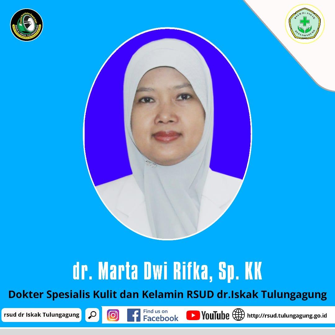 dr. MARTA DWI RIFKA, Sp.KK