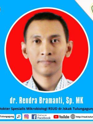 dr. RENDRA BRAMANTI, Sp.MK