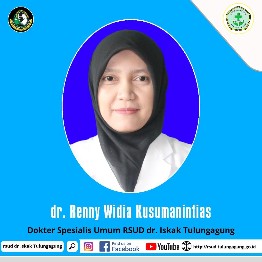 dr. RENNY WIDIYA KUSUMANINGTYAS