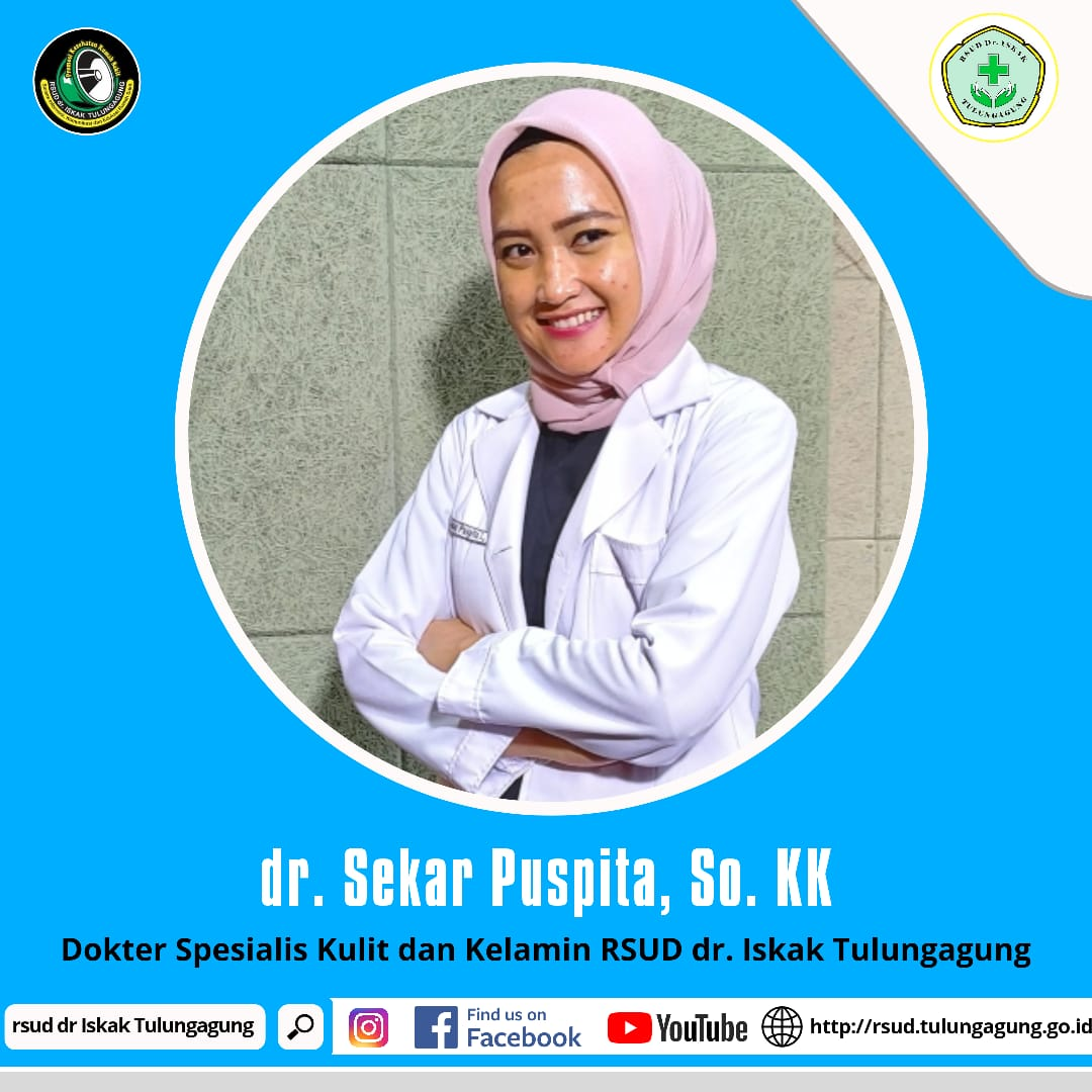 dr. SEKAR PUSPITA LILASARI, Sp.KK