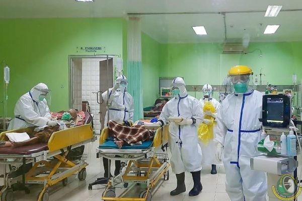 RSUD dr. Iskak Tingkatkan Pelayanan untuk Pasien COVID-19