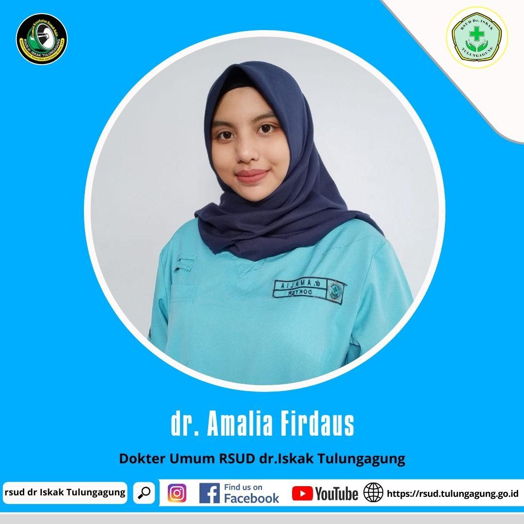 dr. AMALIA FIRDAUS