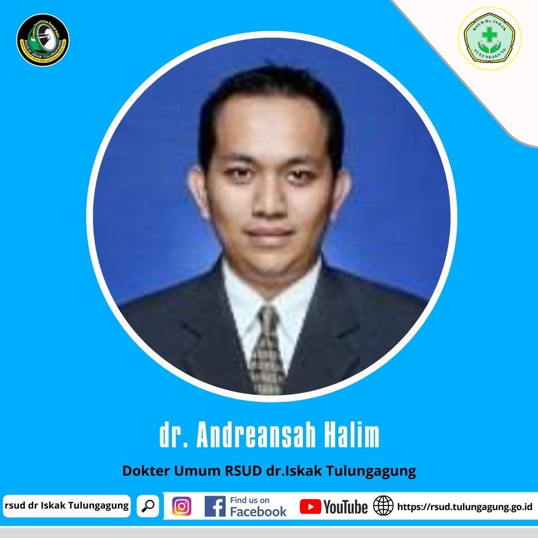 dr. ANDREANSYAH HALIM
