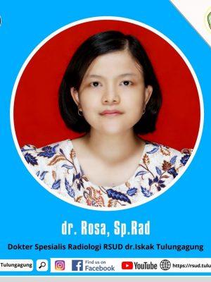dr. ROSA, Sp.Rad