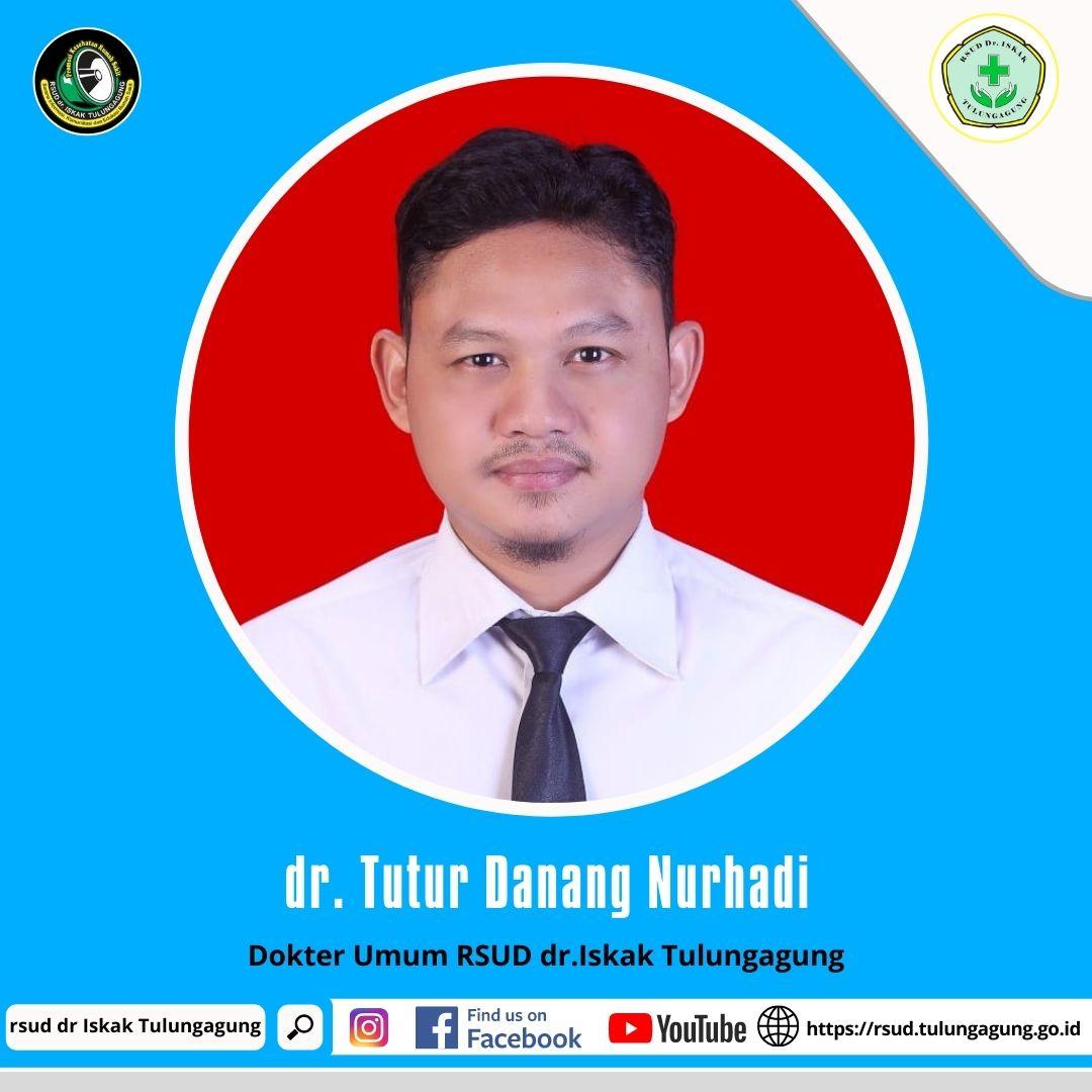 dr. TUTUR DANANG NURHADI