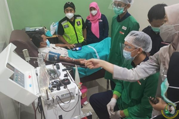 Donor Plasma Konvalesen. Saatnya Penyintas Bantu Kesembuhan Pasien COVID-19