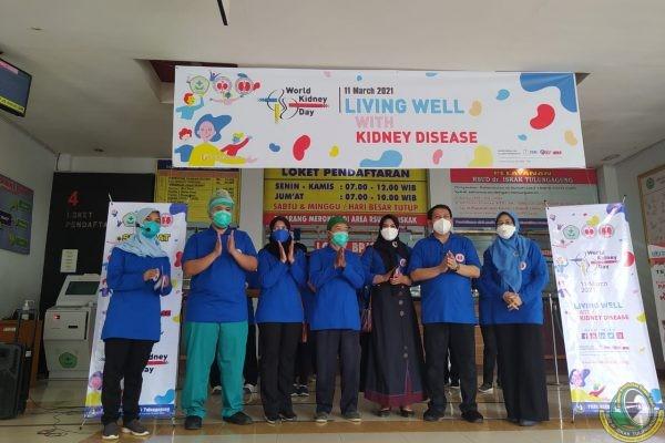 """Peringati Hari Ginjal, PKRS Gelar Edukasi Kesehatan bertema """"Living Well with Kidney Disease"""""""