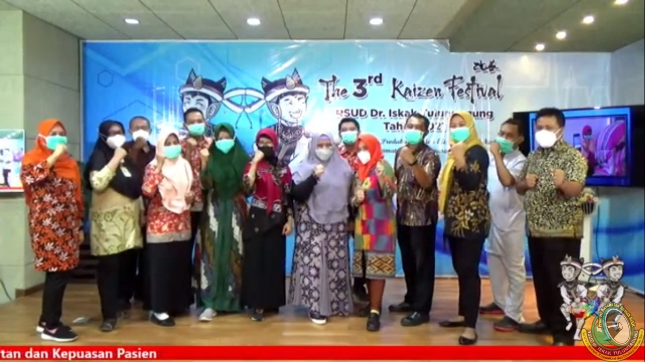 Master Coach: Tunggu! Pemenang Festival Kaizen ke-3 Segera Diumumkan secara Daring