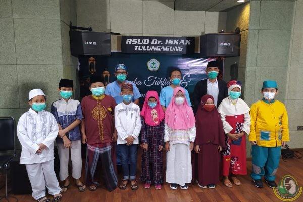 Meriahkan Ramadhan, RSUD dr. Iskak Gelar Lomba Tanfidz Cilik