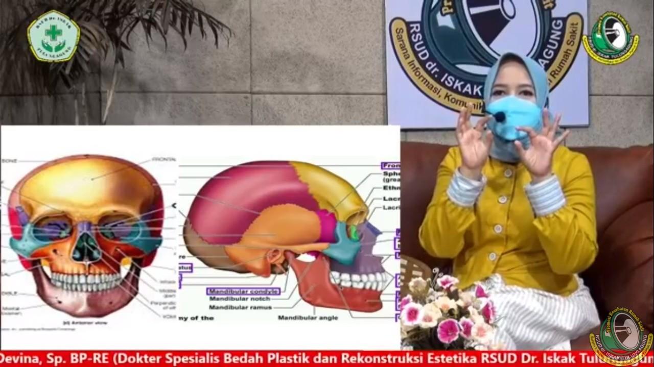 Tulang Wajah Patah Apa Bahayanya? Begini Penjelasan Dokter Spesialis Bedah Plastik dan Rekonstruksi Estetika