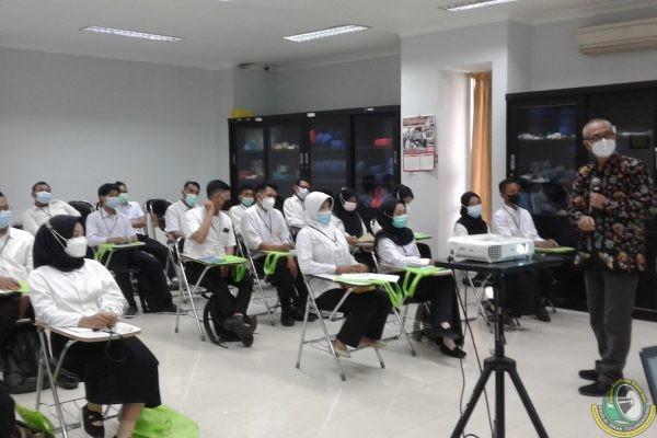 Puluhan Relawan COVID-19 Siap Jalankan Misi Kemanusiaan di RSUD dr. Iskak