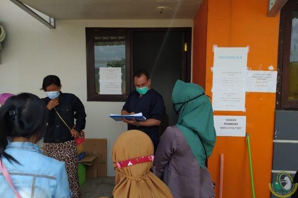 Ruang Bougenvile Jadi Kamar Isolasi Pasien COVID-19 dengan Keluhan ISPA