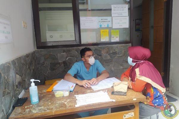IRNA Flamboyan: Sediakan Layanan Konsultasi Dokter untuk Keluarga Pasien Isolasi